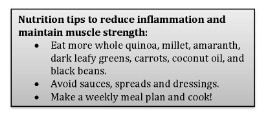 Reduce Inflammation with Simple Ingredients