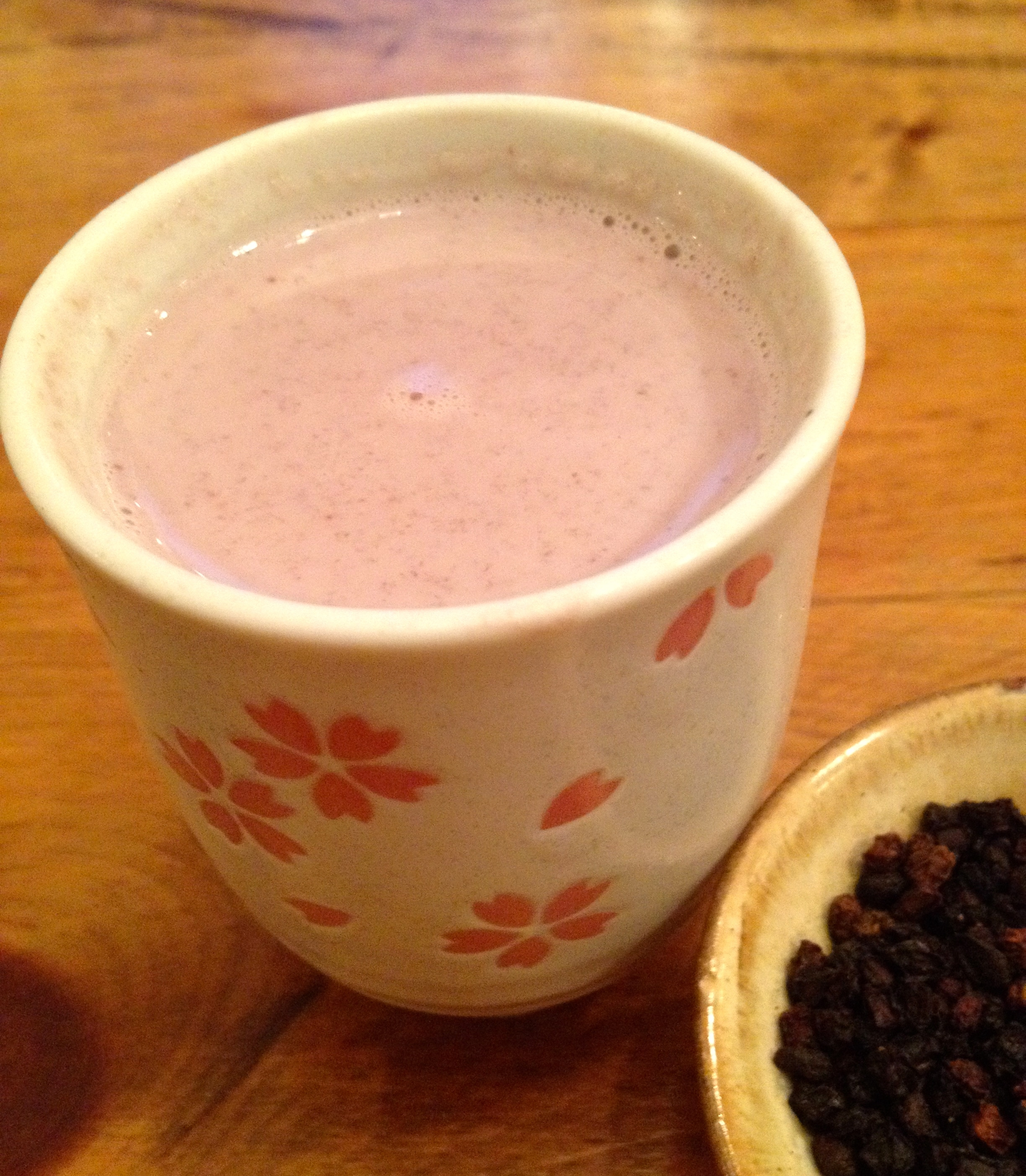 Elderberry Milk