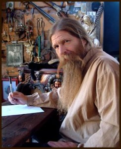 Forging Your Herbal Path: A Chat with Jesse Wolf Hardin